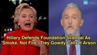 Hillary Clinton, Trey Gowdy
