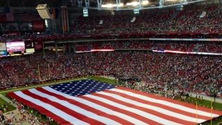 NFL anthem
