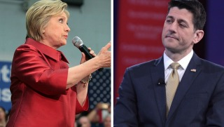 clinton and ryan