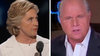 hillary and limbaugh