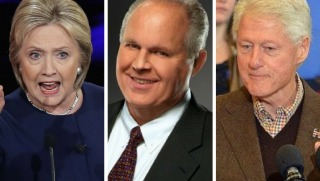 limbaugh and clintons