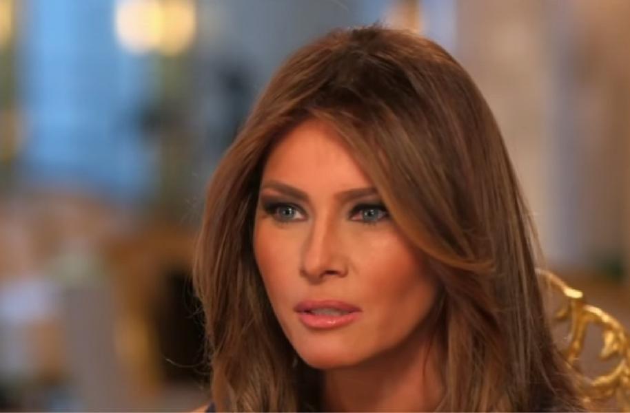 Melania Trump Puts Media On Notice About False Reports - General news ...