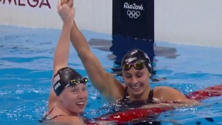 swimming gold
