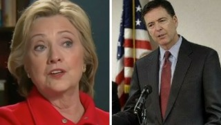 clinton and comey 2