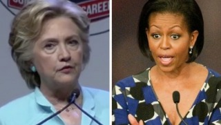 hillary and michelle obama