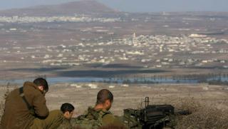 israel-syria