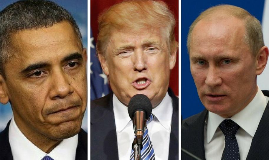 Resultado de imagem para putin e obama charge