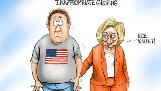 cartoonhillarygrope