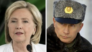 clinton-putin