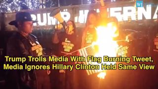 flag-burners