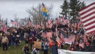 verterans-flags