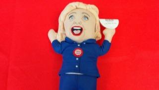 hillary-doll