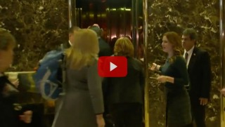 trump-elevator
