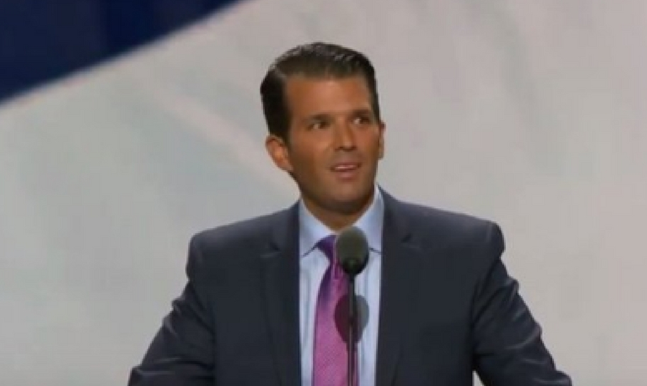 Donald Trump Jr. Reveals He Has Had Basically 'Zero Contact' With Father
