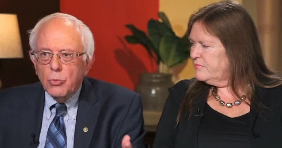Breaking: Bernie Sanders' Wife Lawyers Up