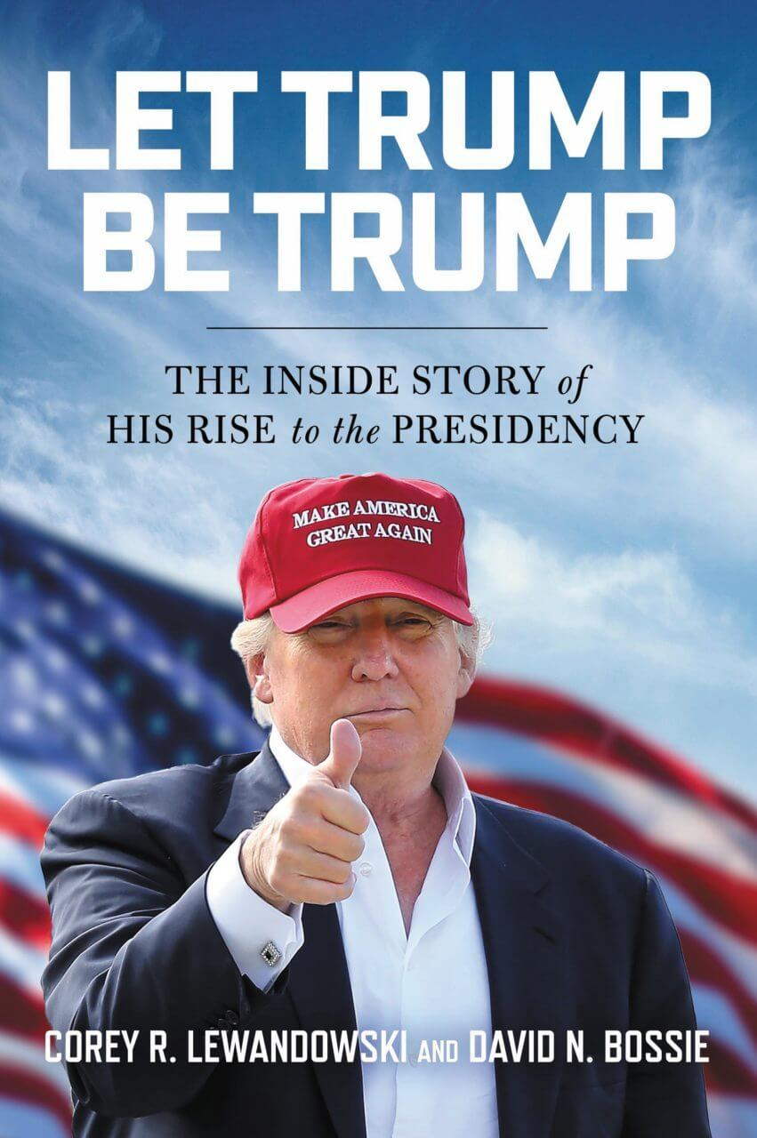 Let Trump Be Trump Hardcover Book [AUTOGRAPHED] Let Trump Be Trump Hardcover Book [AUTOGRAPHED] Let Trump Be Trump Hardcover Book [AUTOGRAPHED] Let Trump Be Trump Hardcover Book [AUTOGRAPHED]