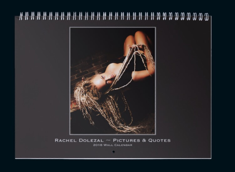 Rachel Dolezal calendar