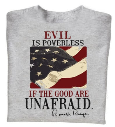 Evil Is Powerless T-Shirt
