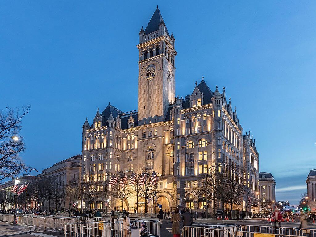 The Trump International Hotel Washington, D.C.