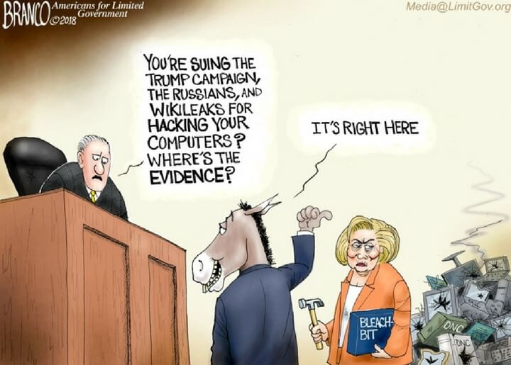 A Mountain of Evidence