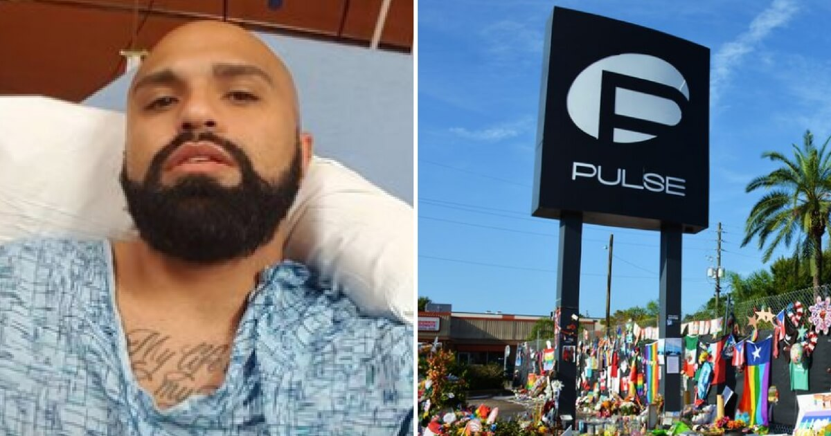 Victim of Pulse Nightclub Shooting Says He's Found Christ, Free from Gay Lifestyle