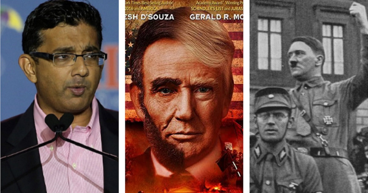 Exclusive: D'Souza Interview Rocks Dems, Shows Nazis Finished What US Dems Began