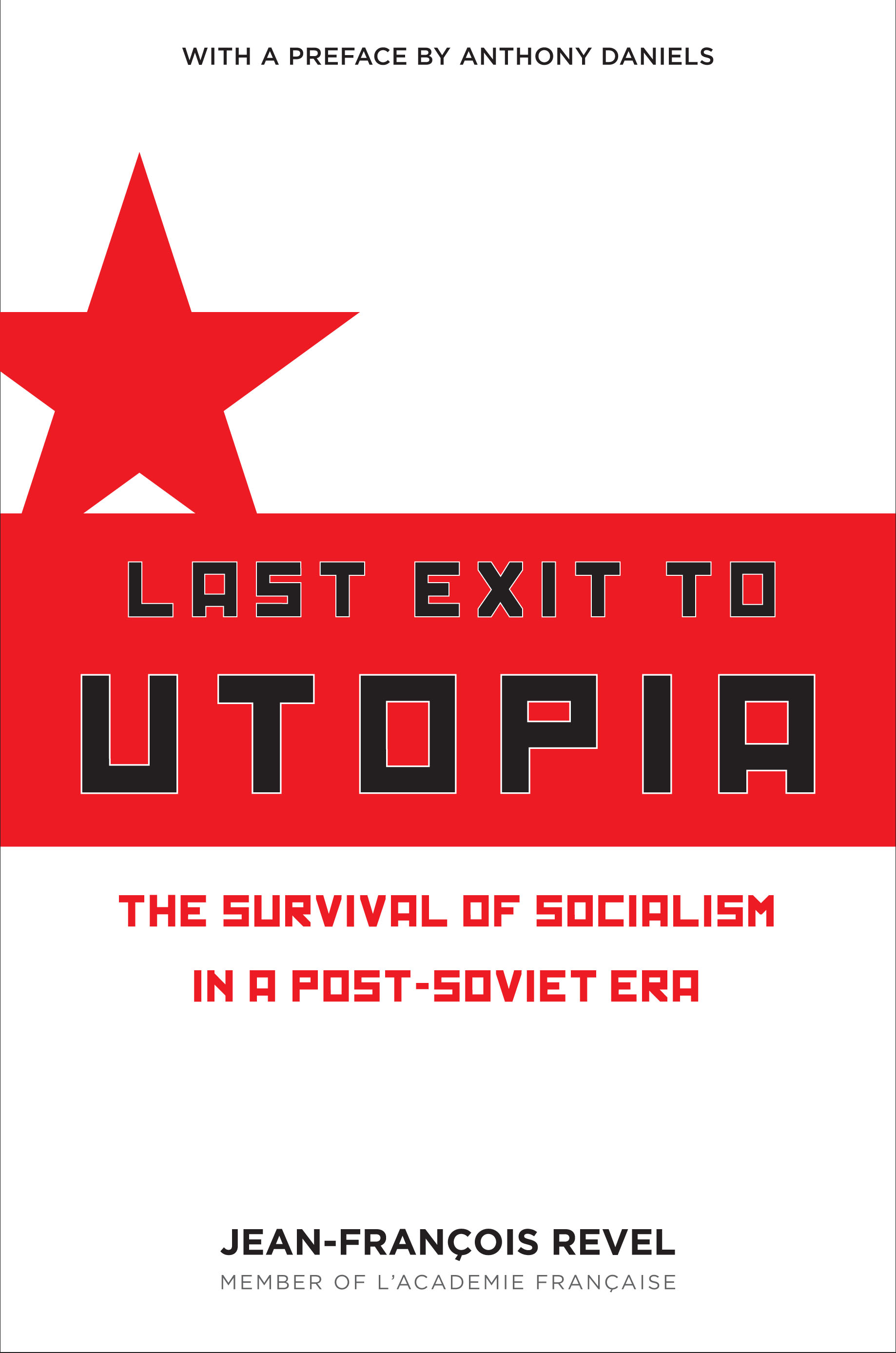 Last Exit to Utopia Book Cover
