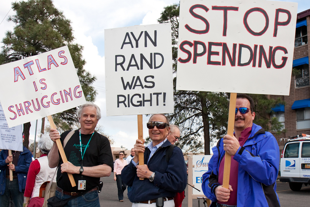 Ayn Rand, conservatism 101, a beginner's guide to conservatism,