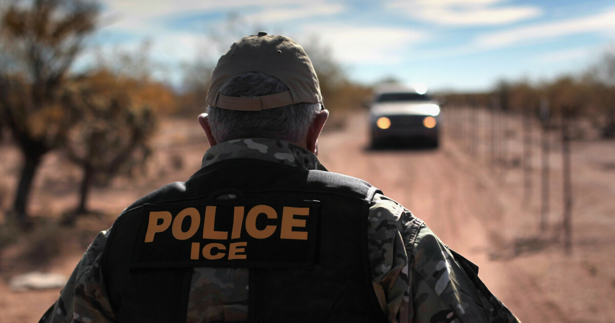 ICE Agents Hit Paydirt in Massive Sting Operation