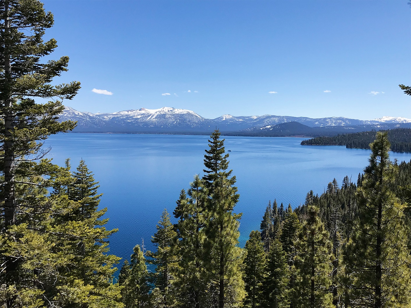Things to do in labor day: Lake Tahoe, Nevada, California.