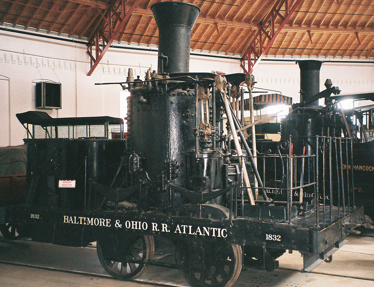 B & O Railroad Museum, top historical places to visit by state,