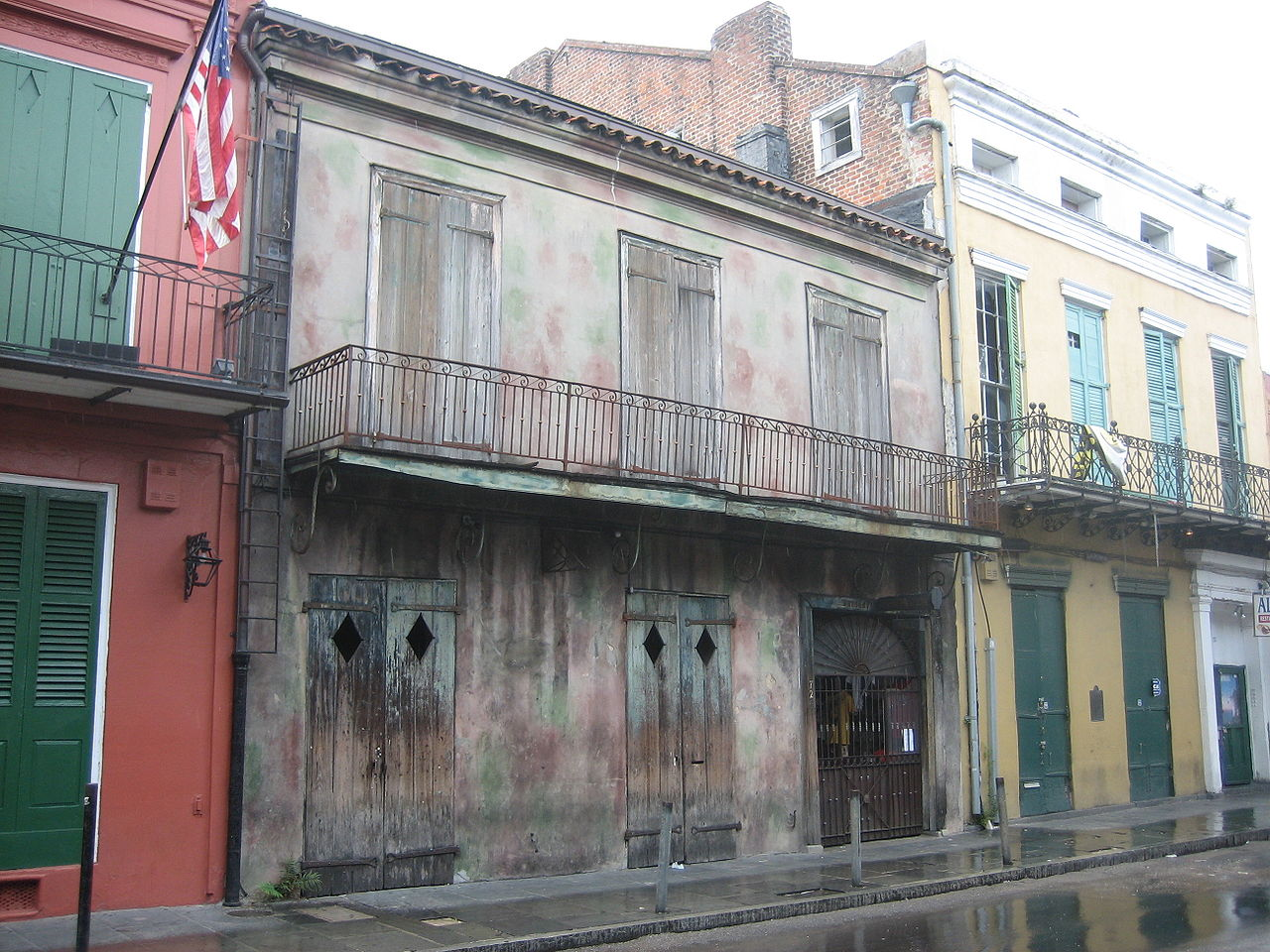 preservation hall, new orleans, louisiana, top historical places to visit by state,