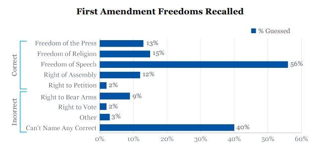1st Amendment Survey
