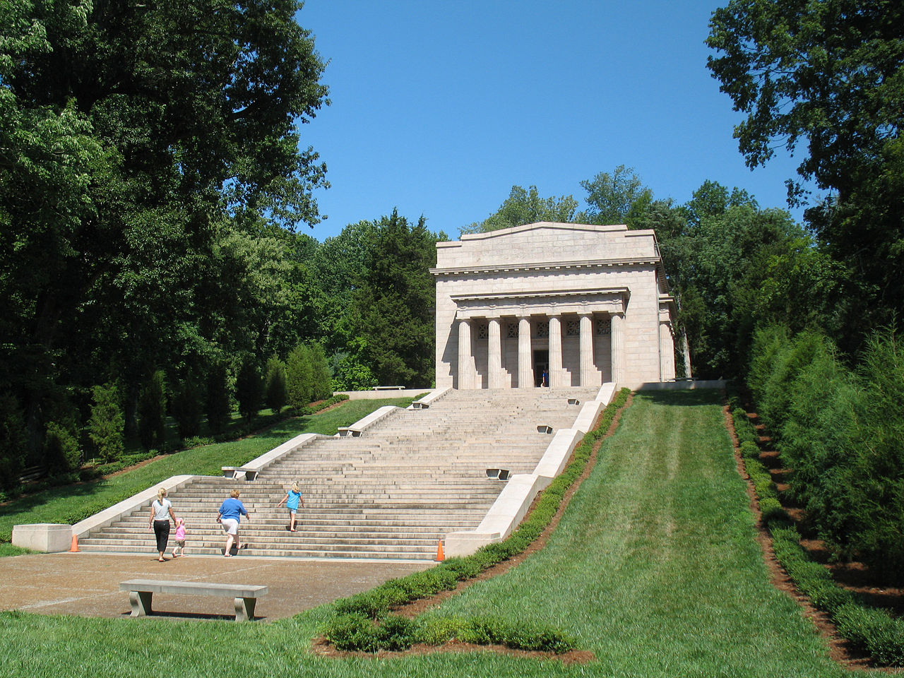 Abraham Lincoln birthplace, Kansas, top historical places to visit by state,