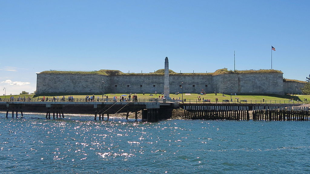 Castle Island Park, Boston, things to do on labor day,