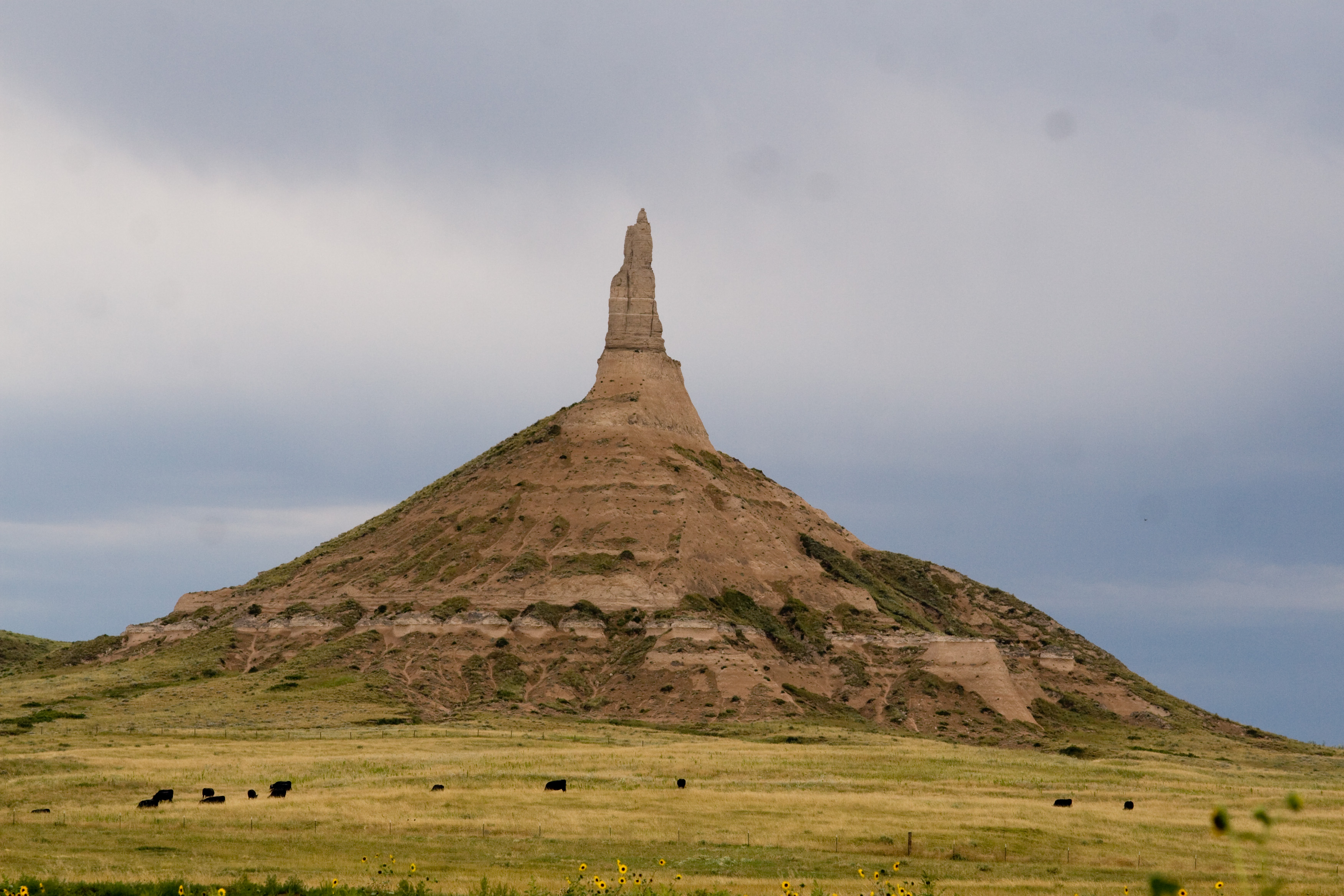Chimney Rock, top historical places to visit by states,