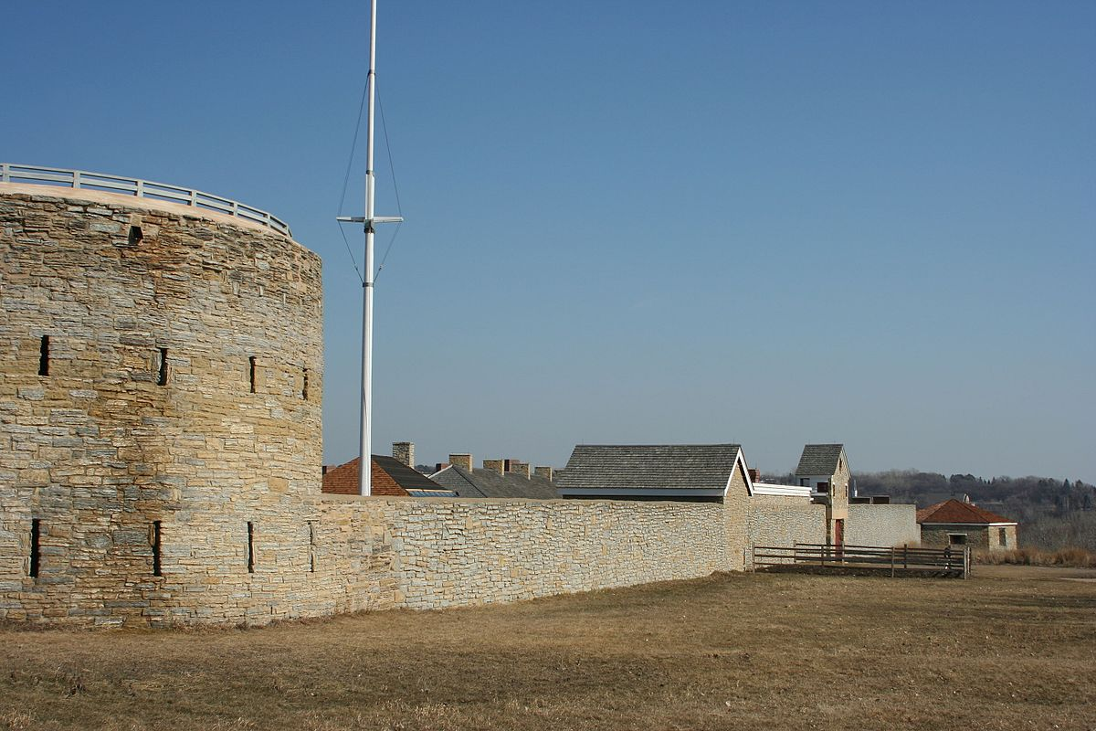 Fort Snelling, Mississippi, top historical places to visit by state,