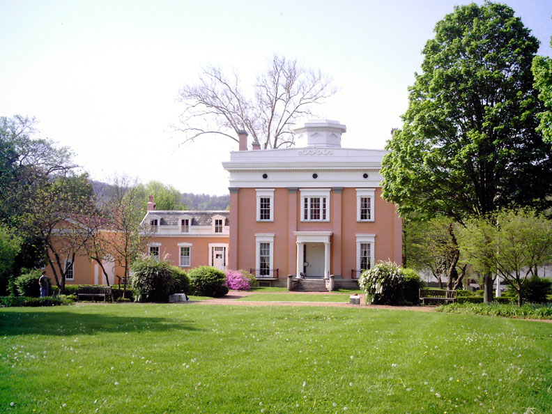 Lanier Mansion, Indiana, top historical sites to visit by state,