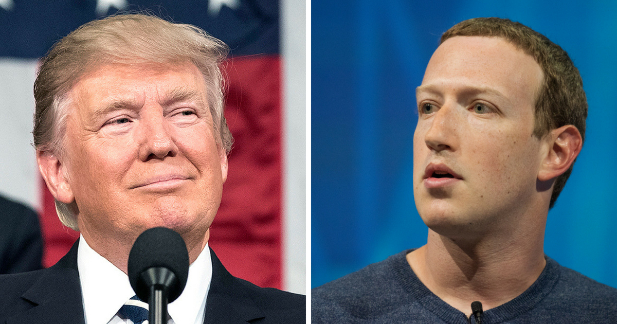 Trump Takes Dead Aim at Social Media Giants – 'Silencing Millions of People'