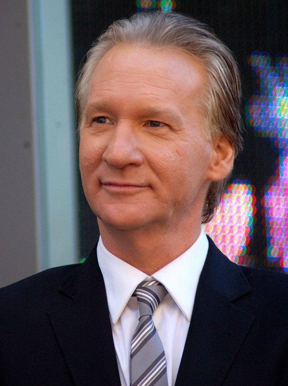 bill maher, favorite political commentators,
