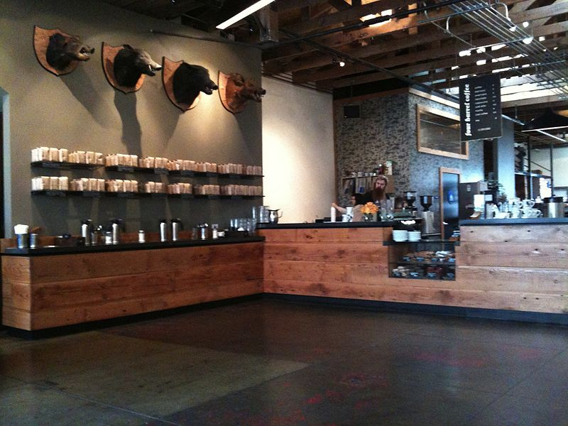 national coffee day, four barrel coffee,