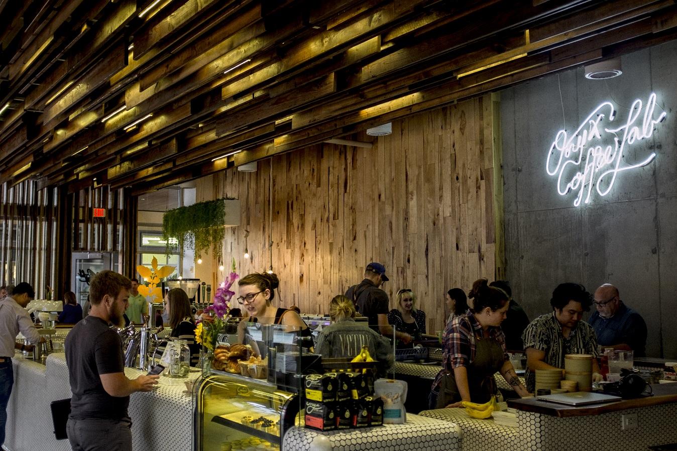 National Coffee Day - Onyx Coffee Lab