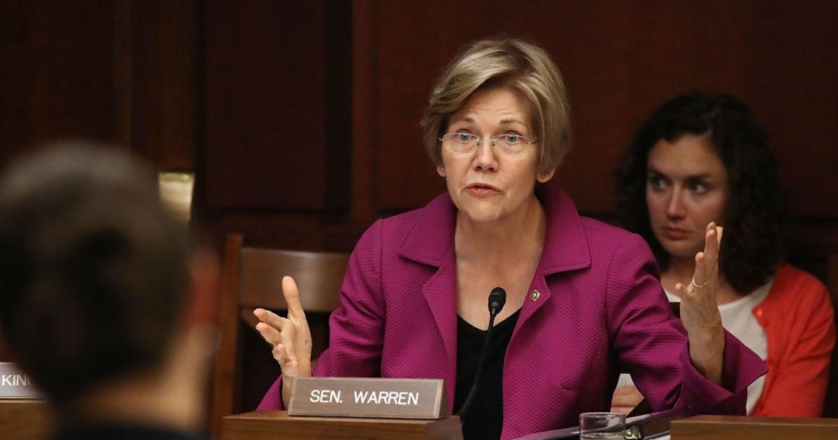 Boston Globe Revises Story with Softer Headline for Warren