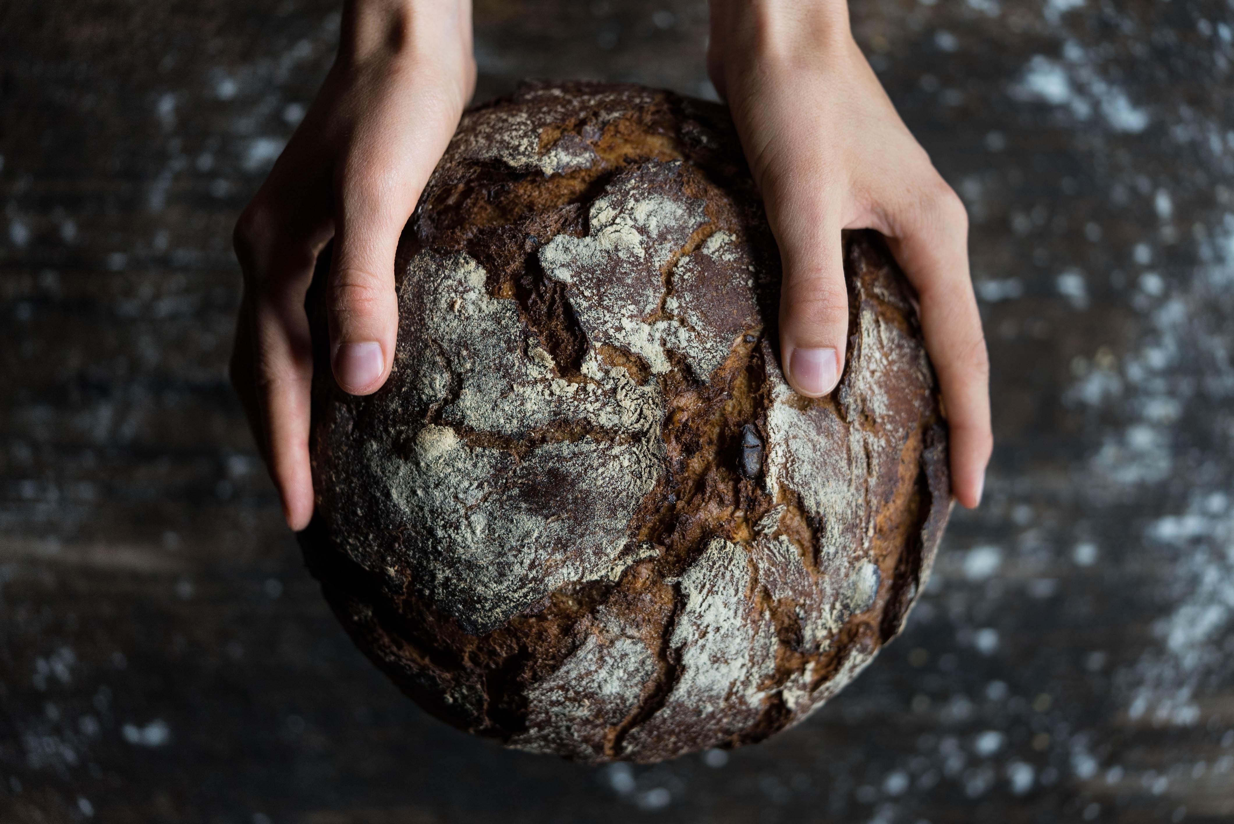 Healthy back to school recipes: raisin bread