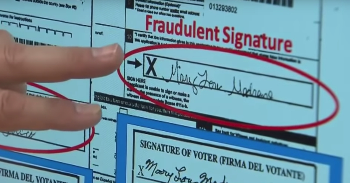 Flipboard: Texas Voter Fraud Ring Busted, Slapped with Nearly 30 ...