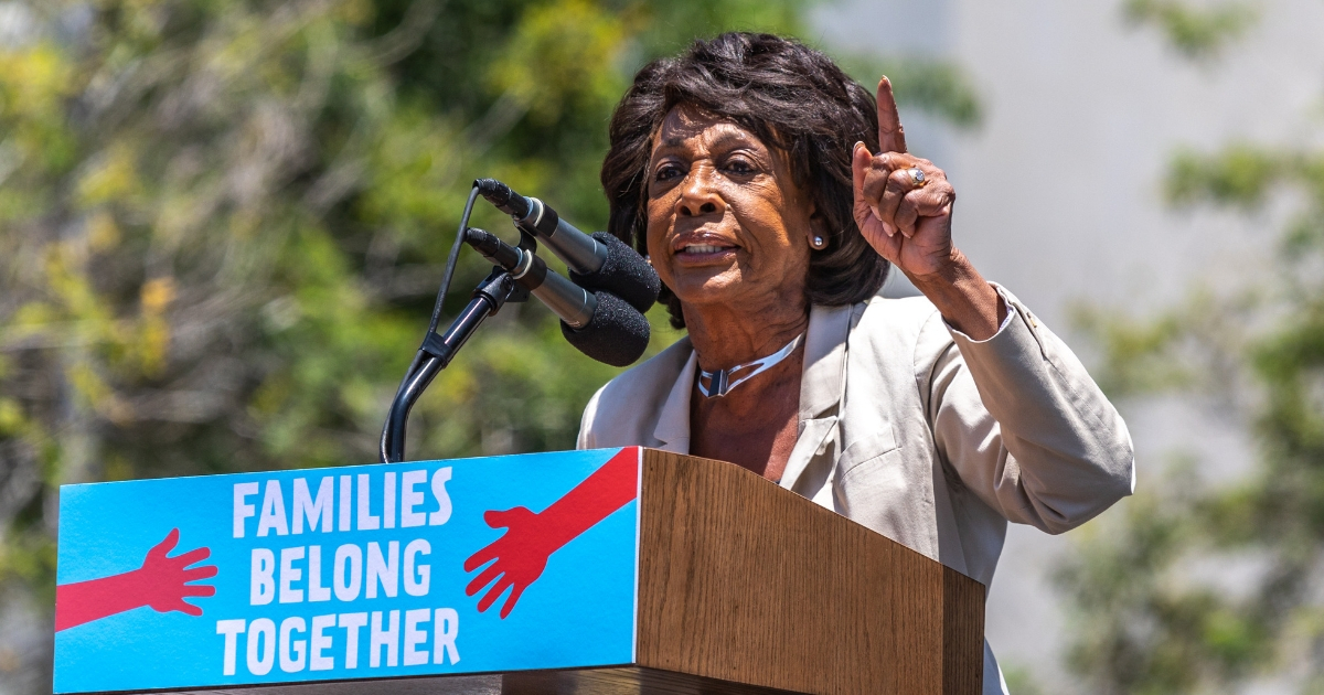 Maxine Waters' Daughter Turns Mom's Campaign into Personal Cash Cow
