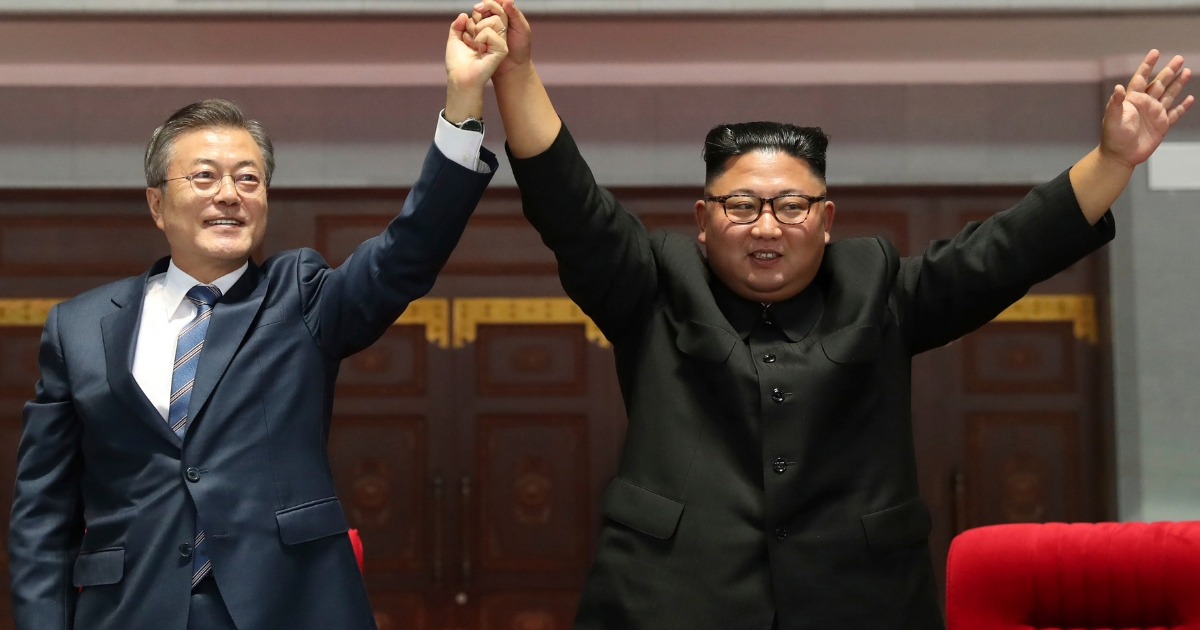 South Korea and North Korea Strike Massive Deal, Washington Issues Warning