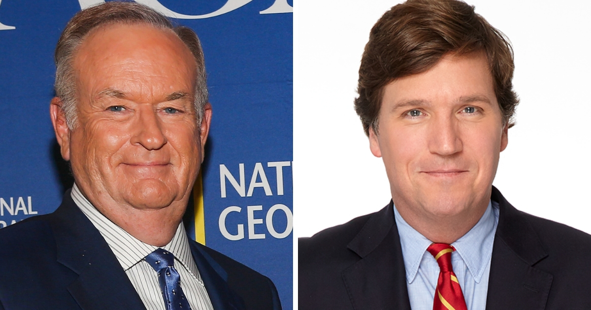 Bill O'Reilly Unseats His Fox News Replacement as He Skyrockets to the Top of the Bestseller Charts
