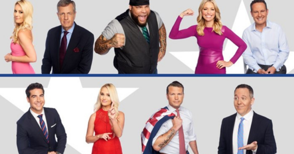 FNC Launching New Streaming Platform 'Fox Nation' Featuring Hannity, Carlson, Lahren