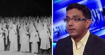D'Souza Blasts Dems: Nazis Modeled Race Agenda on Southern Dems in US